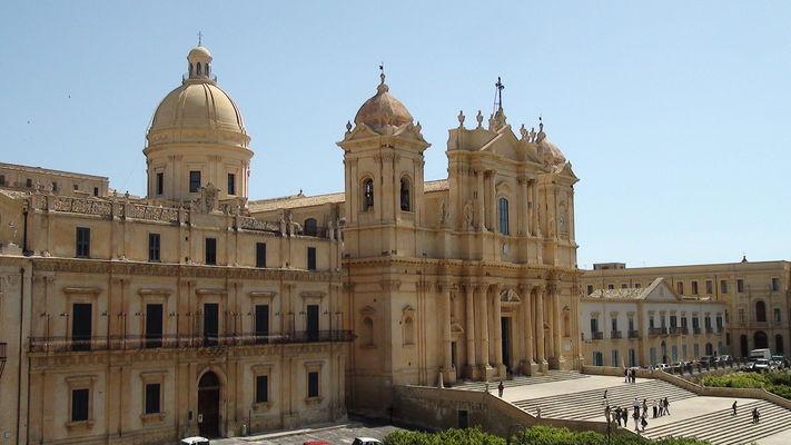 NOTO : sulla Lista UNESCO del Patrimonio mondiale per il tardo barocco