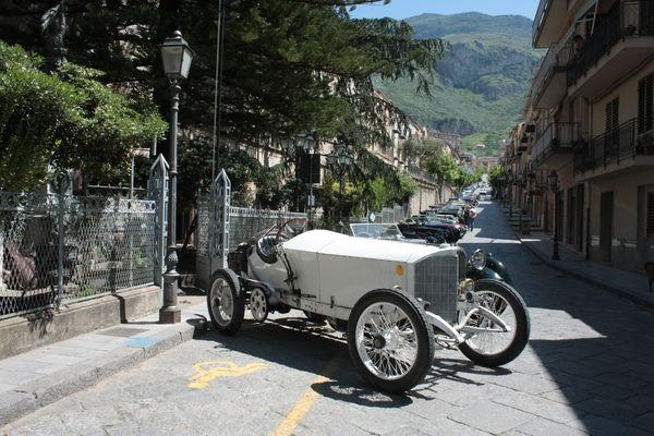 Mercedes del 1913 !!!