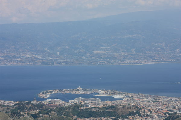 bonjour la Calabre ... buon giorno Calabria