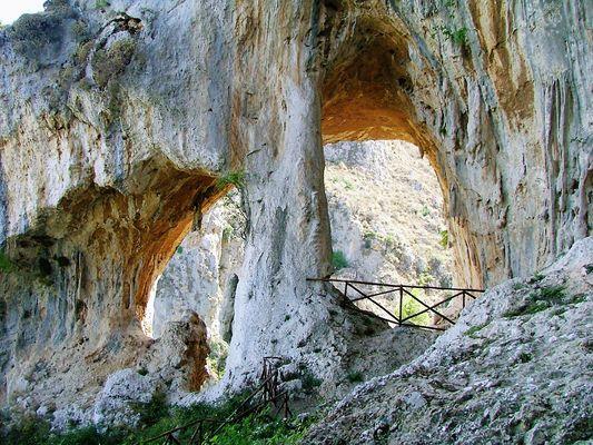 Grotta Grattara a Gratteri