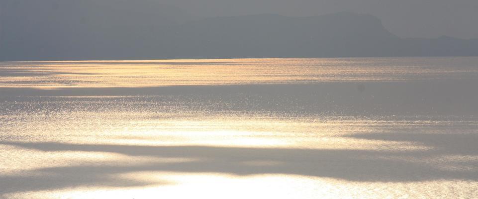 Il mare delle antiche leggende