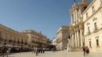 Siracusa Ortigia : piazza duomo